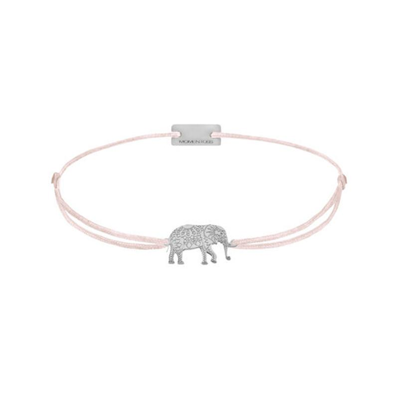 Elefant Silber