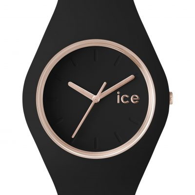 Ice Glam Black Rose-Gold