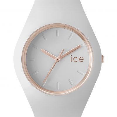 Ice Glam White Rose-Gold