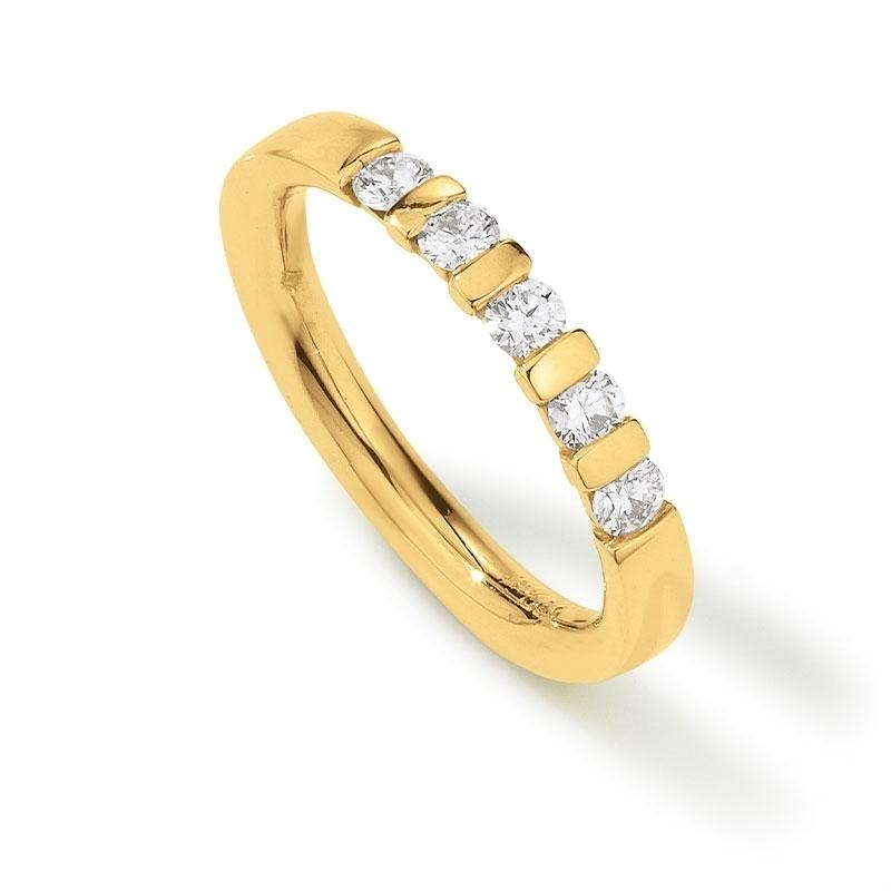 Palido - Memoire Ring Gelbgold 585 0,37ct