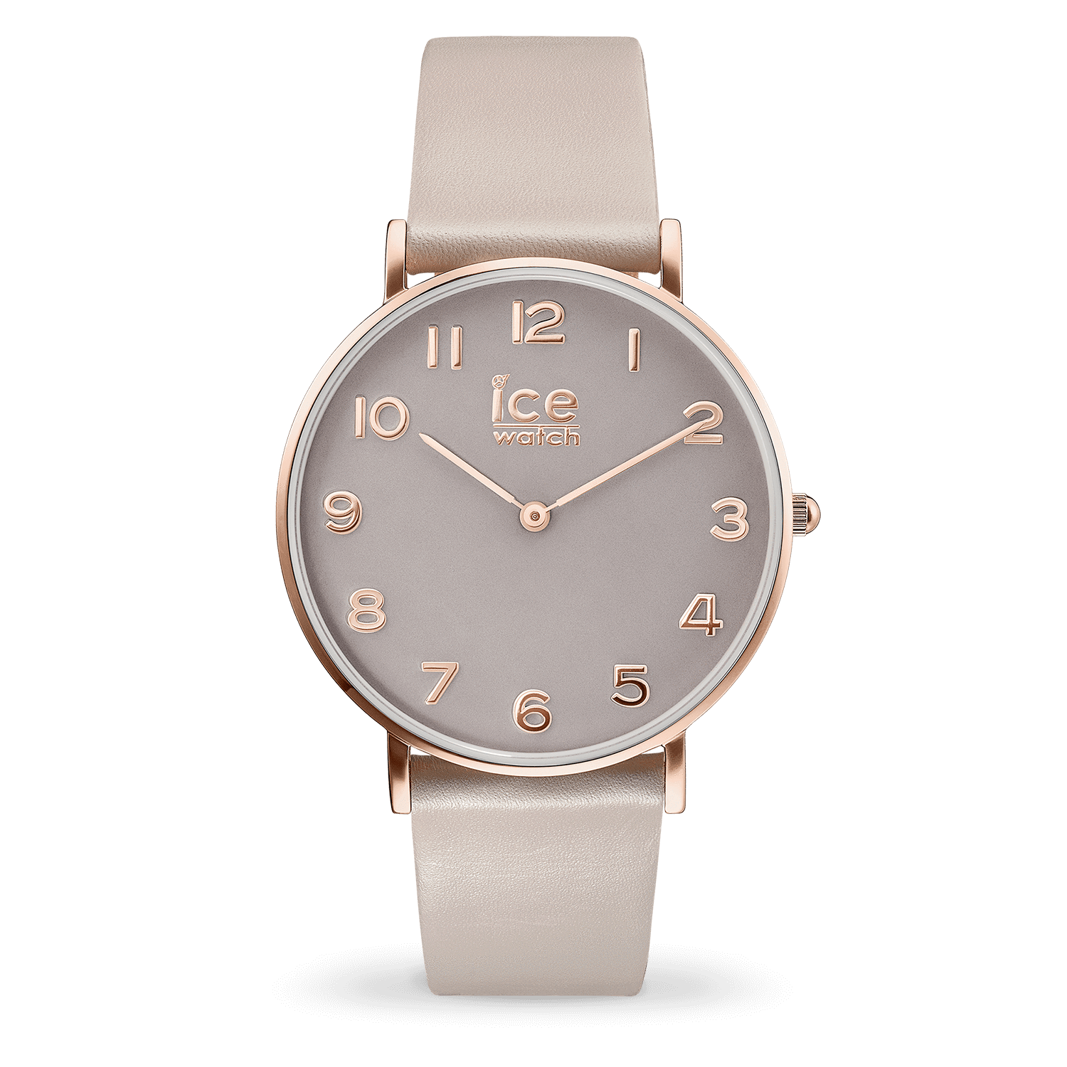 CITY Tanner - Taupe Rose-Gold (S)
