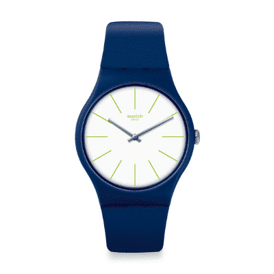 Swatch Armbanduhr - Blueman