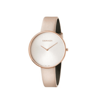 Armbanduhr Calvin Klein - Full Moon beige