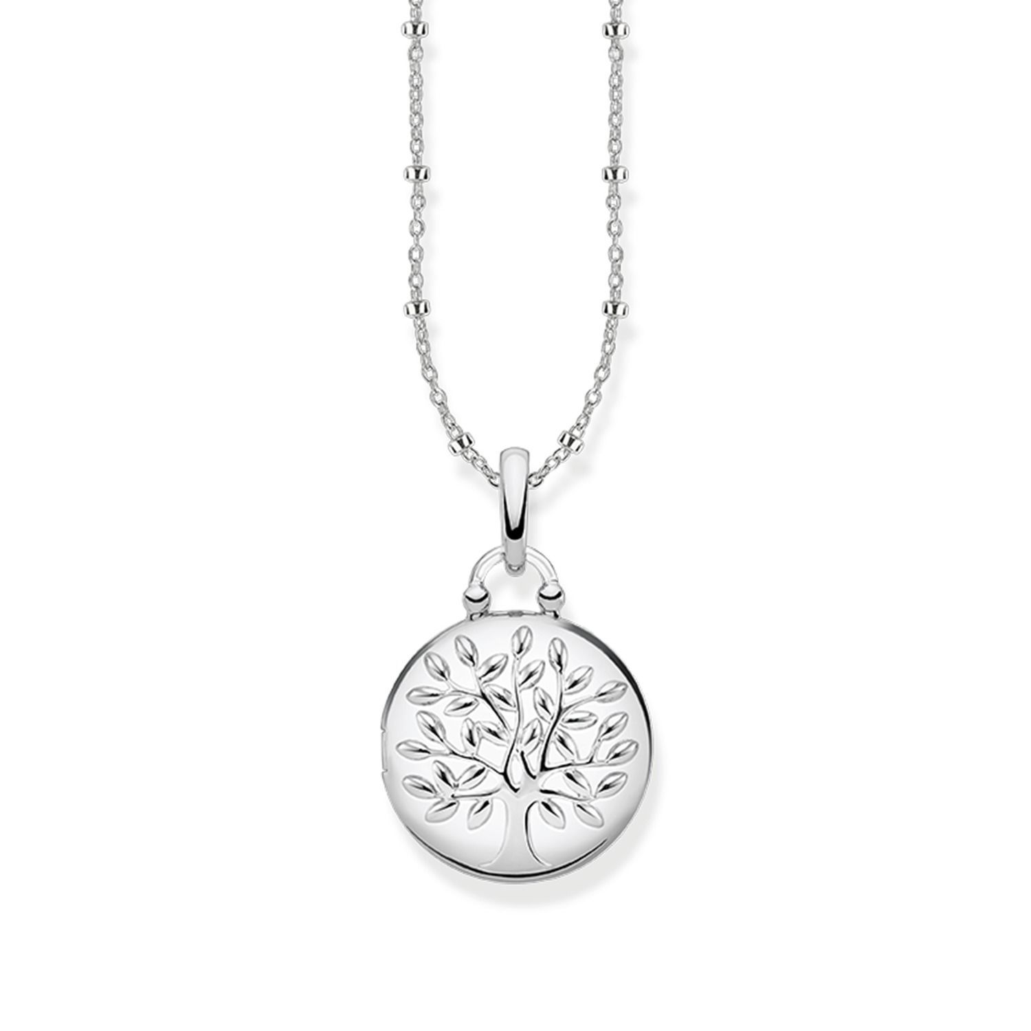 "Thomas Sabo ""Medaillon Tree of Love Silber"" Kette"