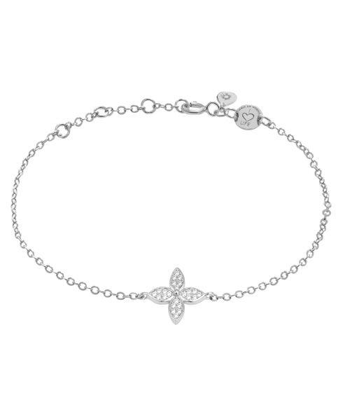 "LaViida - ""Blume"" Armband Silber"
