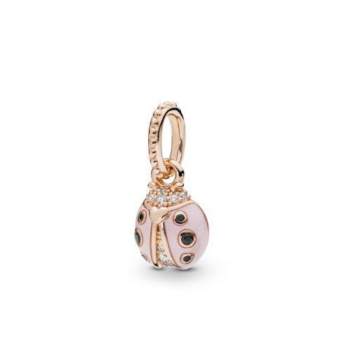 """Pandora - """"Lucky Pink Ladybird"""" Anhänger"""