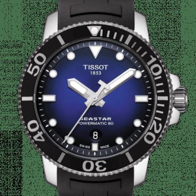 Tissot Armbanduhr - Seastar 1000 Powermatic 80